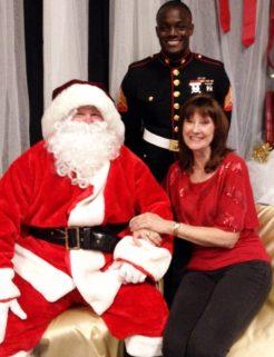 Santa Holiday Concert