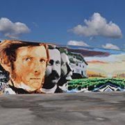 Ruskin mural