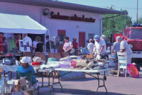 Flea Market + Arts & Crafts Sale