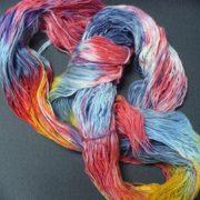 Fiber Arts yarn