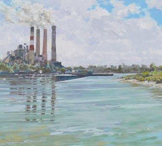 TECO Lagoon (cropped) by Bruce Marsh