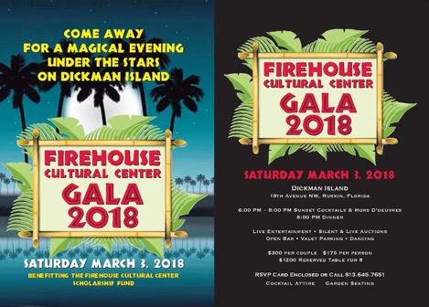 Gala 2018 invitation