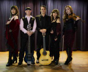 Photo of Tampa Bay's Gypsy Star Band.