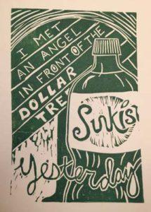 Print by Susan Fredericks