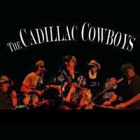 Photo of the Cadillac Cowboys musical group